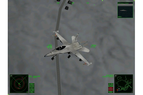 Top Gun: Hornet's Nest (1998 - Windows). Ссылки, описание ...