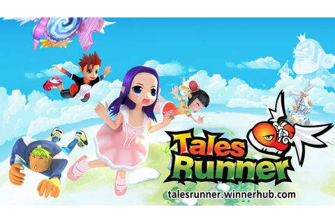 TalesRunner SG - Official announcement trailer - YouTube