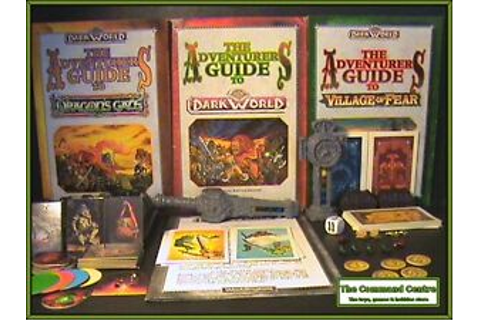 Dark World Game Fantasy Spares & Replacements Village of ...