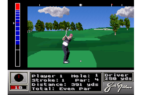 Jack Nicklaus Golf Download Game | GameFabrique