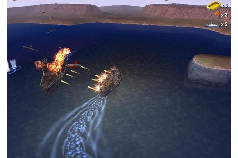 Battleship Surface Thunder PC Game Free Download - FREE PC ...