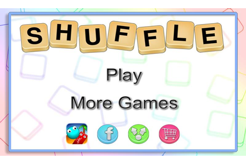 Shuffle - Available on : Android , iPhone/iPad/iPod ...