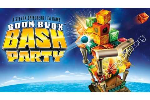 Boom Blox Bash Party - Download Free Full Games | Brain ...