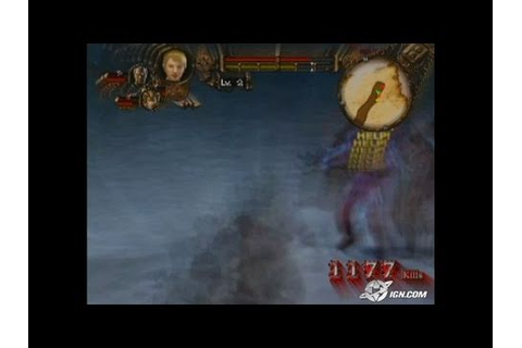 McFarlane's Evil Prophecy PlayStation 2 Gameplay - YouTube