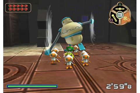 Tokobot Plus: Mysteries Of The Karakuri PS2 review - DarkZero