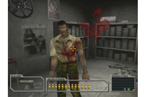 Resident Evil Survivor. Capcom (2000) PlayStation | Games ...