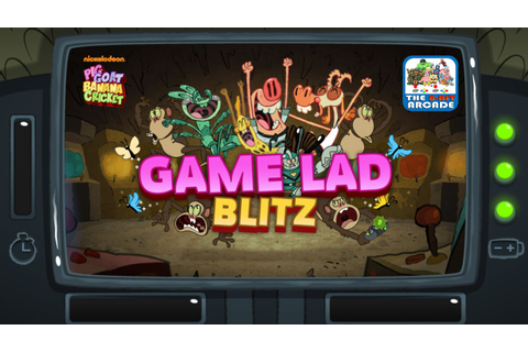 Pig Goat Banana Cricket: Game Lad Blitz - Beat The Mini ...