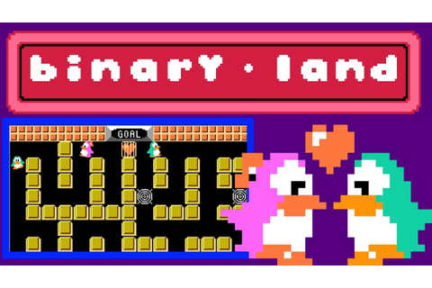 Binary Land (FC) - YouTube