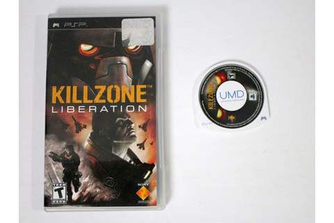 Killzone Liberation game for PSP | The Game Guy