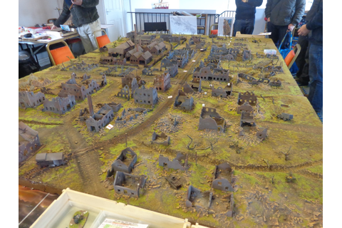 Will's Wargames Blog: Stalingrad refought - well a bit of it!