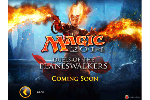 Magic The Gathering Duels of the Planeswalkers 2014 ...