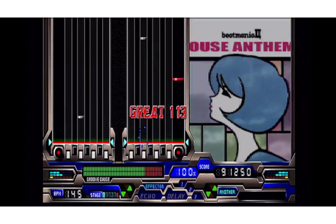 Beatmania IIDX 3rd Style - e-motion [DOUBLE] [ANOTHER ...