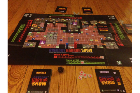 Gregory Horror Show – Collectible Game Experience Review ...