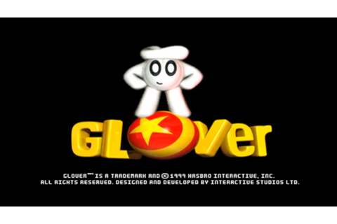 Quick Look | Glover (1999) - PlayStation 1 HD - YouTube