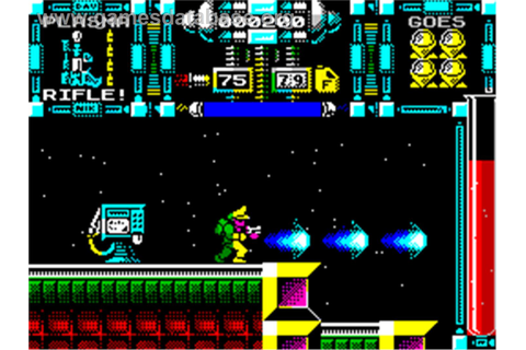 Dan Dare III: The Escape - Sinclair ZX Spectrum - Games ...