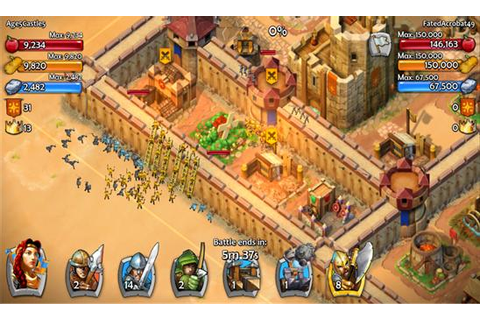 Age of Empires: Castle Siege :Free Download Cool Pc Games ...