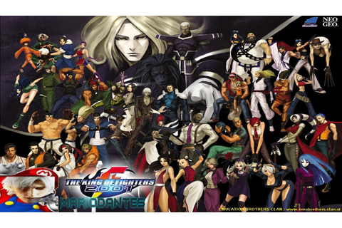 The King of Fighters 2001: Personagens mais estranhos do ...