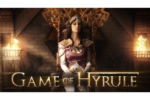 GAME OF HYRULE - Unofficial Legend of Zelda / Game of ...