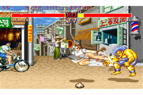 Street Fighter II' Turbo: Hyper Fighting - Arcade - Games ...