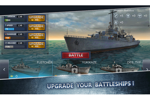 Sea Battle :Warships (3D) » Android Games 365 - Free ...