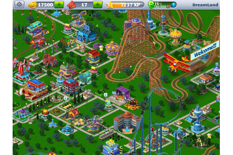 RollerCoaster Tycoon® 4 Mobile download on Android free ...