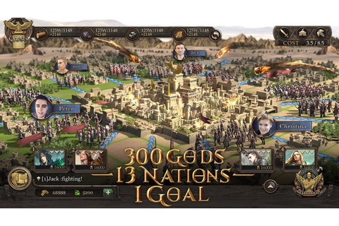 Immortal Conquest-War Strategy by NetEase Games