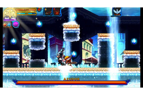 Valdis Story Abyssal City Gameplay Trailer - YouTube