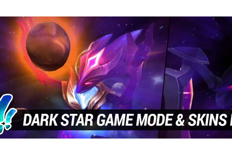 Surrender at 20: Dark Star Game Mode & Skins Teaser