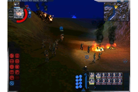 Starship Troopers: Terran Ascendancy Download (2000 ...