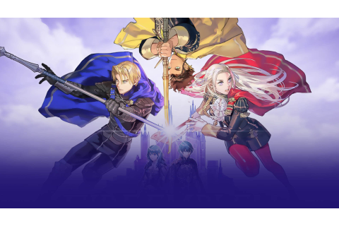 Review: Fire Emblem: Three Houses