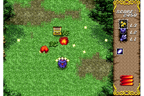 Twinkle Tale (1992) by Wonder Amusement Studios Mega Drive ...