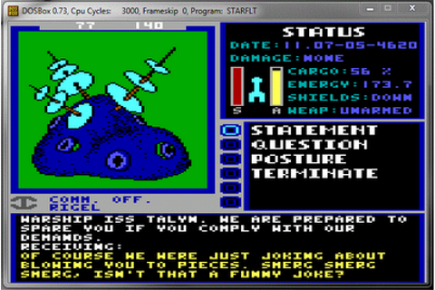 The CRPG Addict: Game 92: Starflight II: Trade Routes of ...
