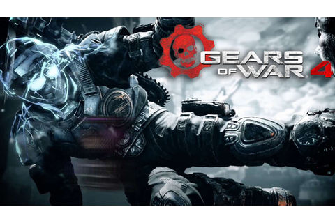 Gears of War 4 » FREE DOWNLOAD | CRACKED-GAMES.ORG