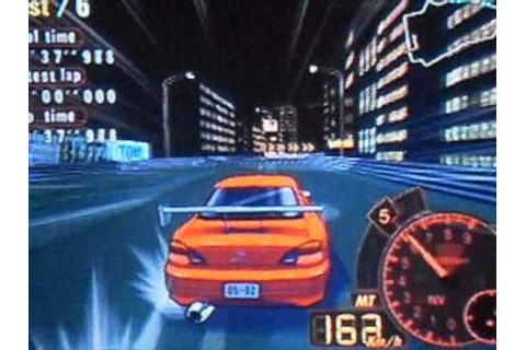Auto modellista PS2 gameplay (Level 2 race) - YouTube