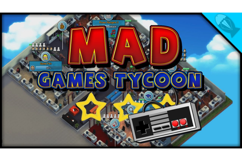 What Is Mad Games Tycoon? It's Kinda Like Game Dev Story ...