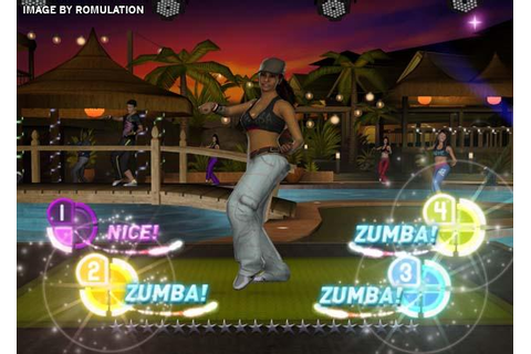 Zumba Fitness 2 (USA) Nintendo Wii ISO Download | RomUlation