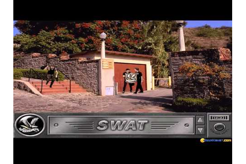 Police Quest: SWAT gameplay (PC Game, 1995) - YouTube