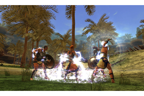 Gods and Heroes: Rome Rising PC Galleries | GameWatcher