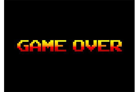 "Talking point: Are ""game over"" screens bad design ..."