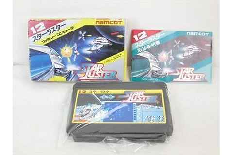 STAR LUSTER 12 First Version Ref/ccc Famicom Nintendo ...