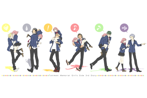 Tokimeki Memorial Girl S Side 3rd Story On Qwant Games