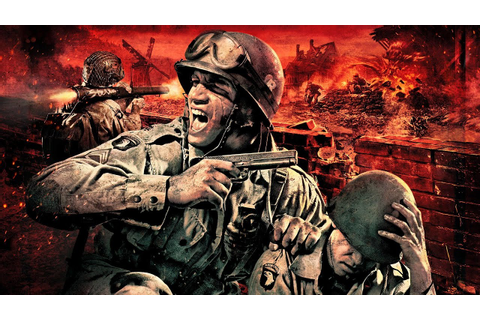 CGRundertow BROTHERS IN ARMS: HELL'S HIGHWAY for Xbox 360 ...