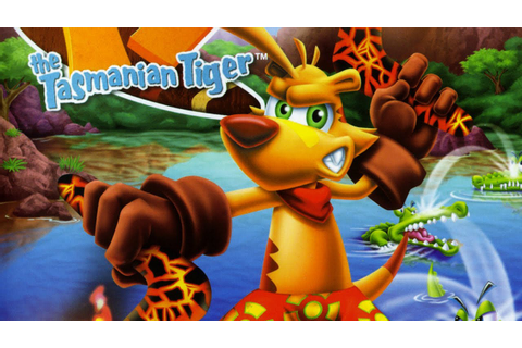 CGRundertow TY THE TASMANIAN TIGER for Xbox Video Game ...