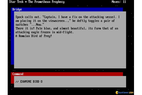 Star Trek - The Promethean Prophecy download PC