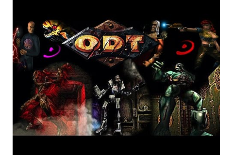 O.D.T Psygnosis Game Review (HD) - YouTube