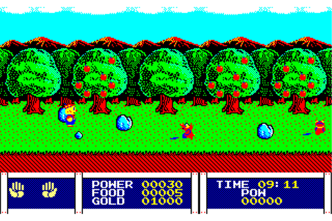 Woody Poco x1 floppy disk by DB-SOFT (1986)