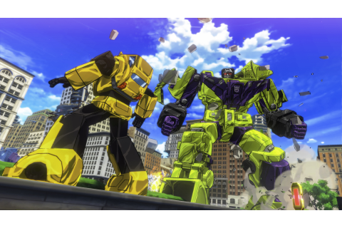 Relive G1 with Transformers Devastation - GameAxis