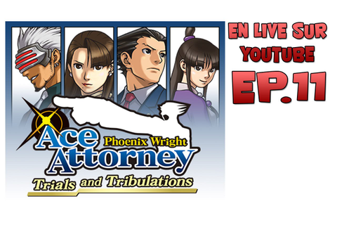 Let's Play Phoenix Wright Ace Attorney : Trials and ...