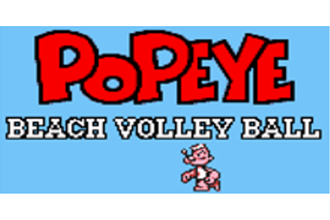 Popeyes Beach Volleyball Download Game | GameFabrique