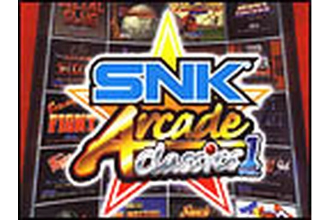 Classic Game Room HD - SNK ARCADE CLASSICS Volume 1 for ...